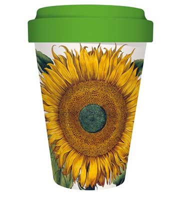 Sunflower Travel Cup