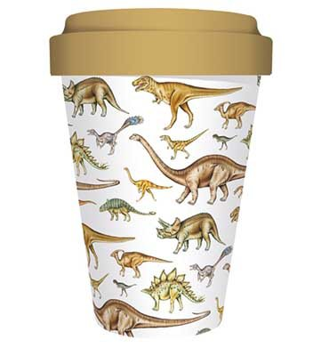 Dinosaurs Travel Cup