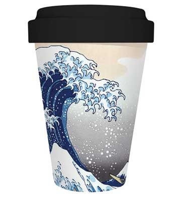 Hokusai Wave Travel Cup