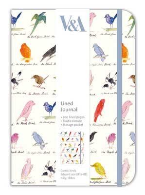 Edward Lear Birds Journal