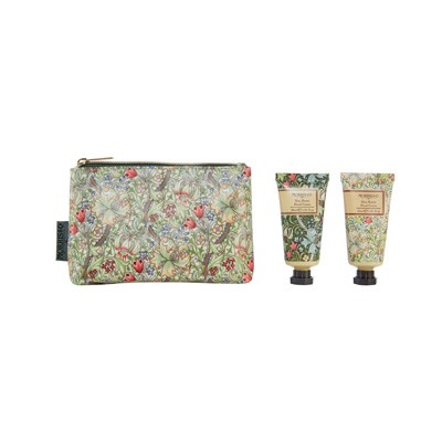 Golden Lily Hand Care Bag