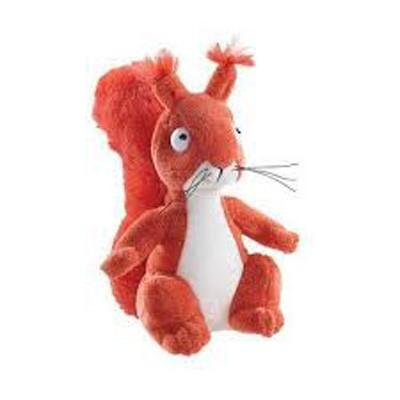 "Gruffalo 7"" Squirrel Plush"