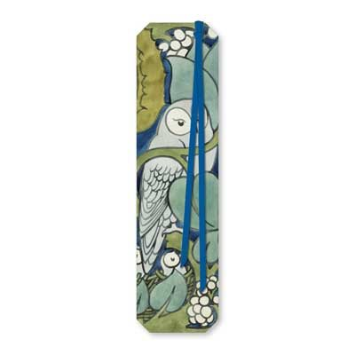 V&A Bookmarks - The Owl