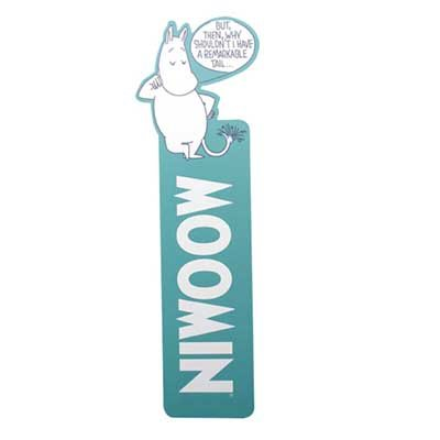 Moomin Remarkable Tail Bookmark