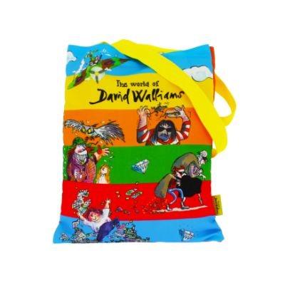 David Walliams Mini Tote Bag
