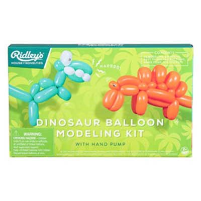 Dinosaur Inflatable Balloon Modelling Kit Hon