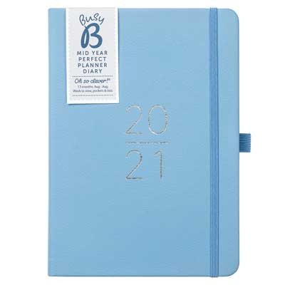 Busy B Mid Year Perfect Planner Diary 2020/21 (Diary)