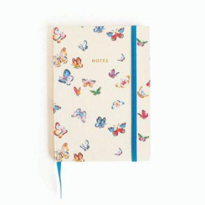 Butterflies Cath Kidston A5 Notebook