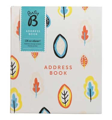 Busy Bee Address Book (Address book)