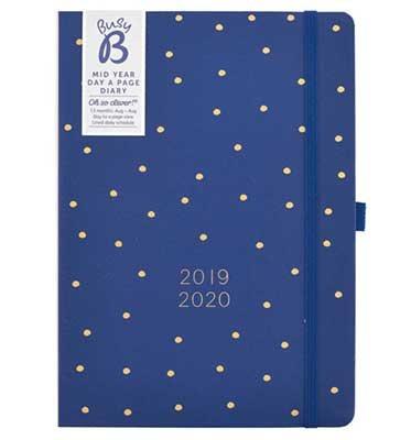 Busy B Polka Dots Diary 2019-2020 (Diary)