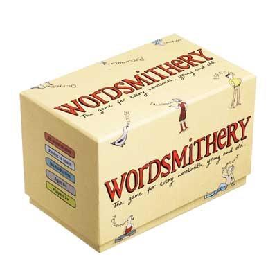 Wordsmithery Game