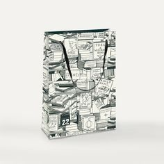 Books Small Gift Bag