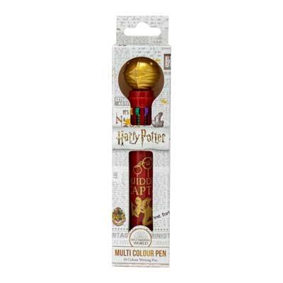Golden Snitch Coloured Pen