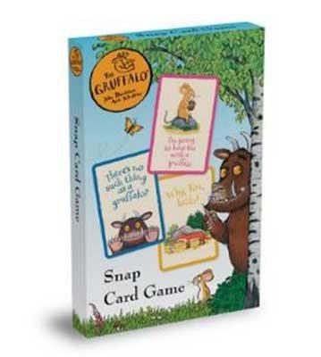 Gruffalo Snap Card Game