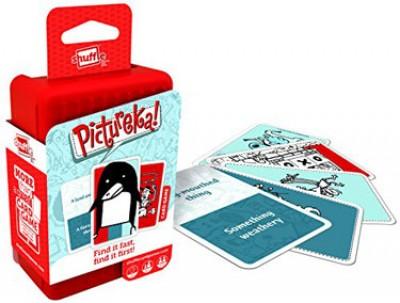 Pictureka -Shuffle Card Game
