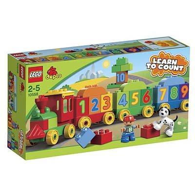 LEGO (R) Duplo Number Train: 10558