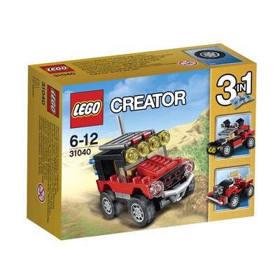 LEGO (R) Creator Desert Racers: 31040