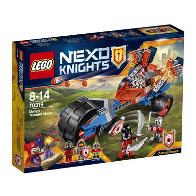 LEGO (R) Nexo Knights Macy: 70319