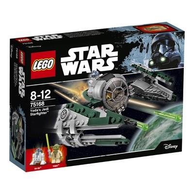 LEGO (R) Star Wars Yoda's Jedi Starfighter: 75168