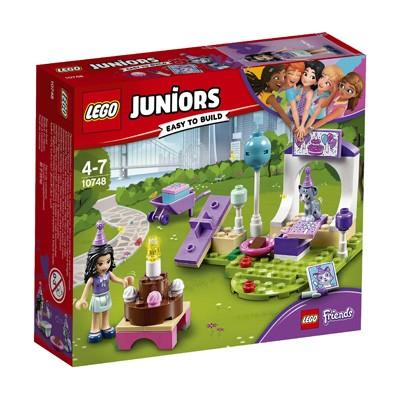 LEGO (R) Emma's Pet Party: 10748