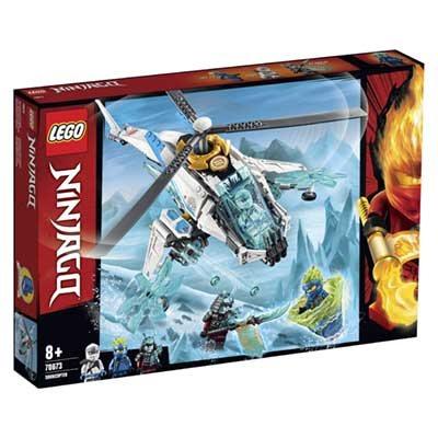 LEGO (R) Shuricopter: 70673 ShuriCopter