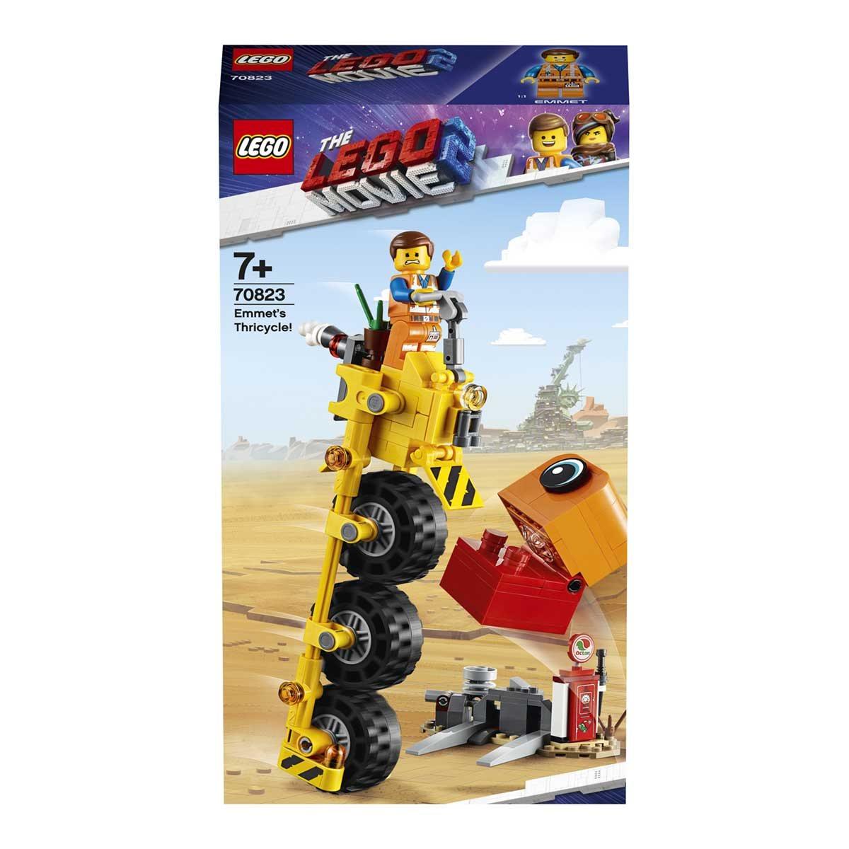 LEGO (R) Emmet's Thricycle!: 70823