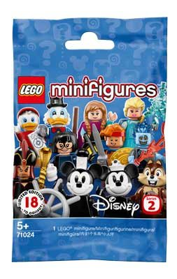 Lego Minifigures Disney Series 2 Edna Mode FREE SHIPPING