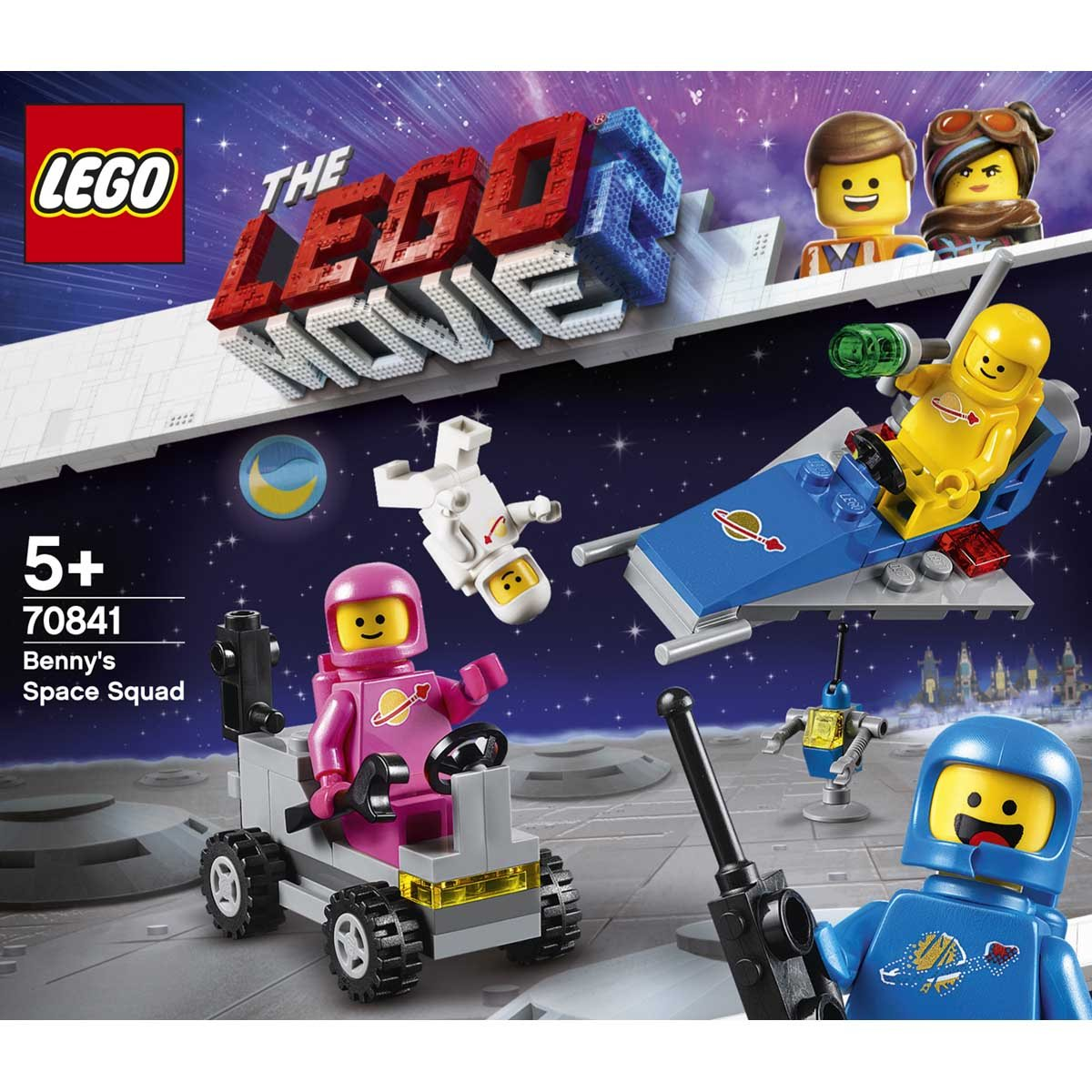 LEGO (R) Benny's Space Squad: 70841