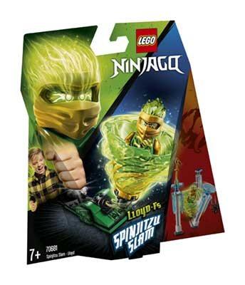 LEGO (R) Spinjitzu Slam - Lloyd: 70681 Spinjitzu Slam - Lloyd