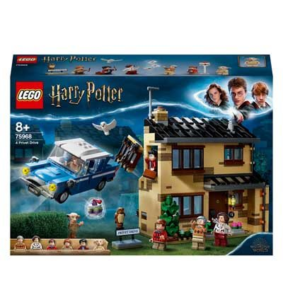 LEGO(R) 4 Privet Drive: 6289047
