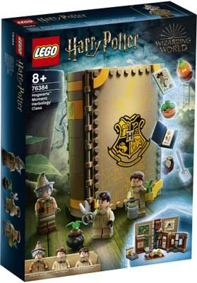 Hogwarts Moment: Herbology Class