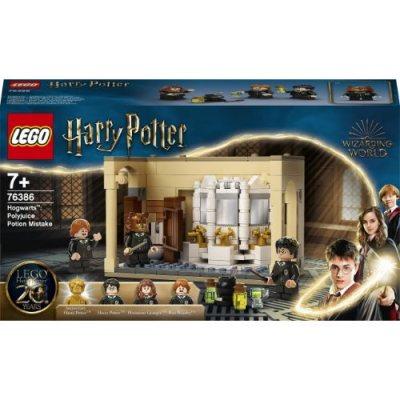Hogwarts Polyjuice Potion Mistake