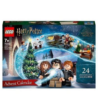 Lego Harry Potter Advent Calendar 2021: 76390
