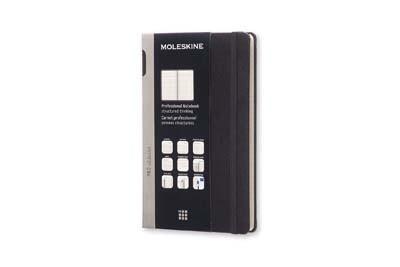 Moleskine Black Notebook