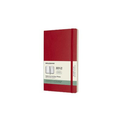 Scarlett Large Weekly Softcover 18 Month Diary 2021-2022 (Diary)