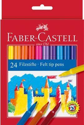 Faber Fibre Pens Box Of 24