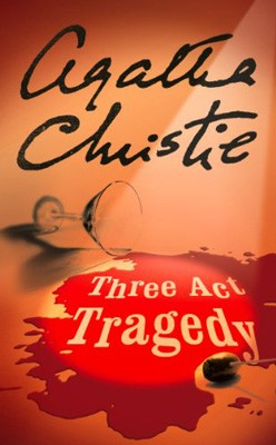 Three Act Tragedy - Poirot (Paperback)