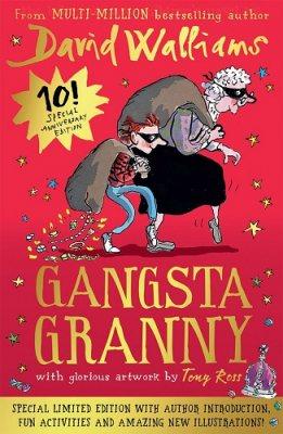 Gangsta Granny (Paperback)