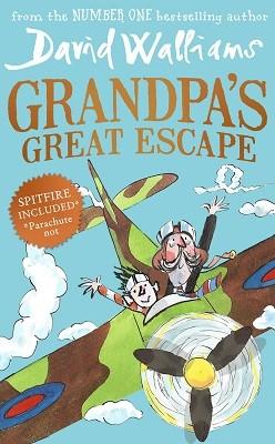 Grandpa's Great Escape (Hardback)
