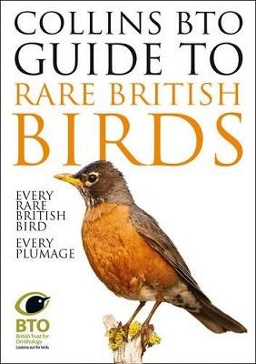 Collins BTO Guide to Rare British Birds (Paperback)