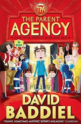 The Parent Agency (Paperback)