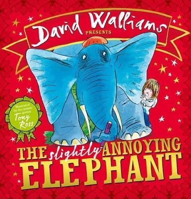 The Slightly Annoying Elephant (Paperback)