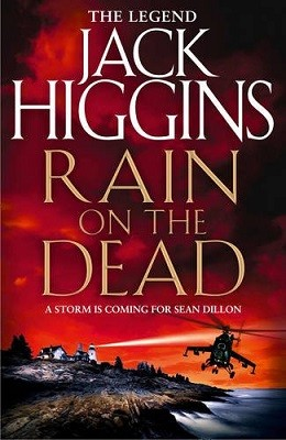 Rain on the Dead - Sean Dillon Series 21 (Hardback)
