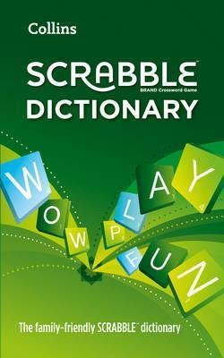 Collins Scrabble Dictionary: The Family-Friendly Scrabble Dictionary (Paperback)