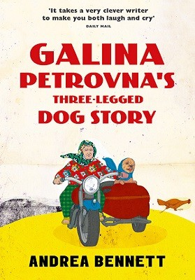 Galina Petrovna's Three-Legged Dog Story (Paperback)