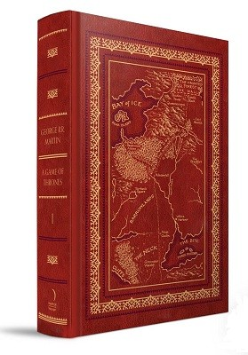 A Game of Thrones - A Song of Ice and Fire 1 (Hardback)