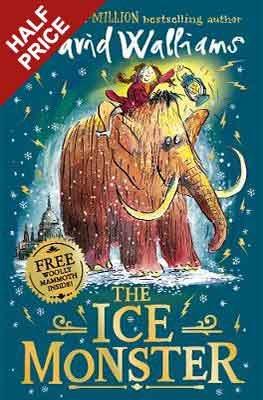 The Ice Monster (Hardback)
