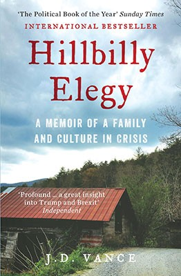 Hillbilly Elegy by J. D. Vance | Waterstones