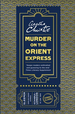 Murder on the Orient Express - Poirot (Paperback)