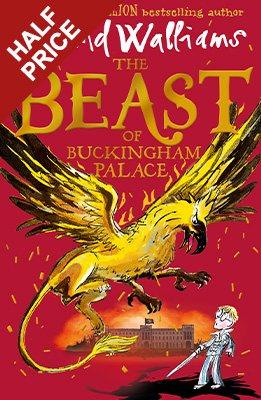The Beast of Buckingham Palace (Hardback)